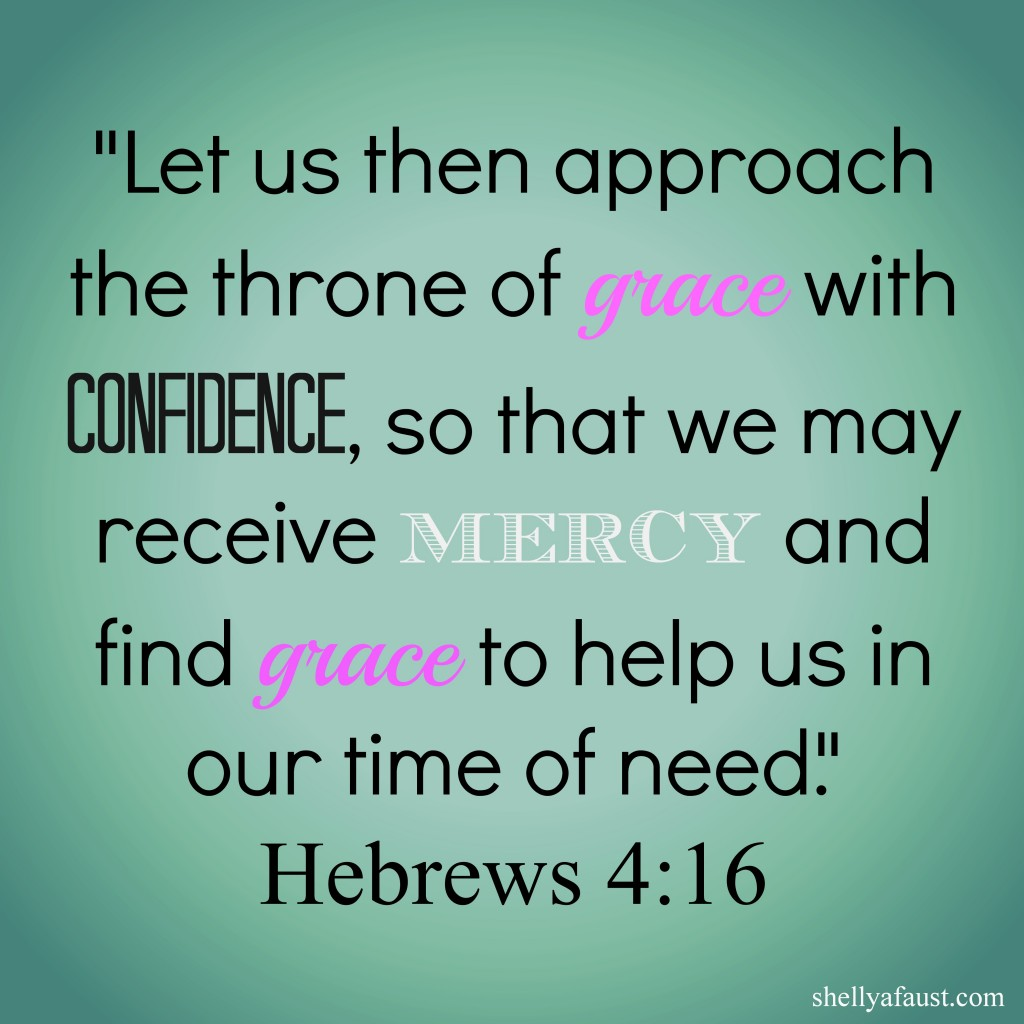 Hebrews 4 16